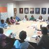 Our first Food Pantry Roundtable Meeting
